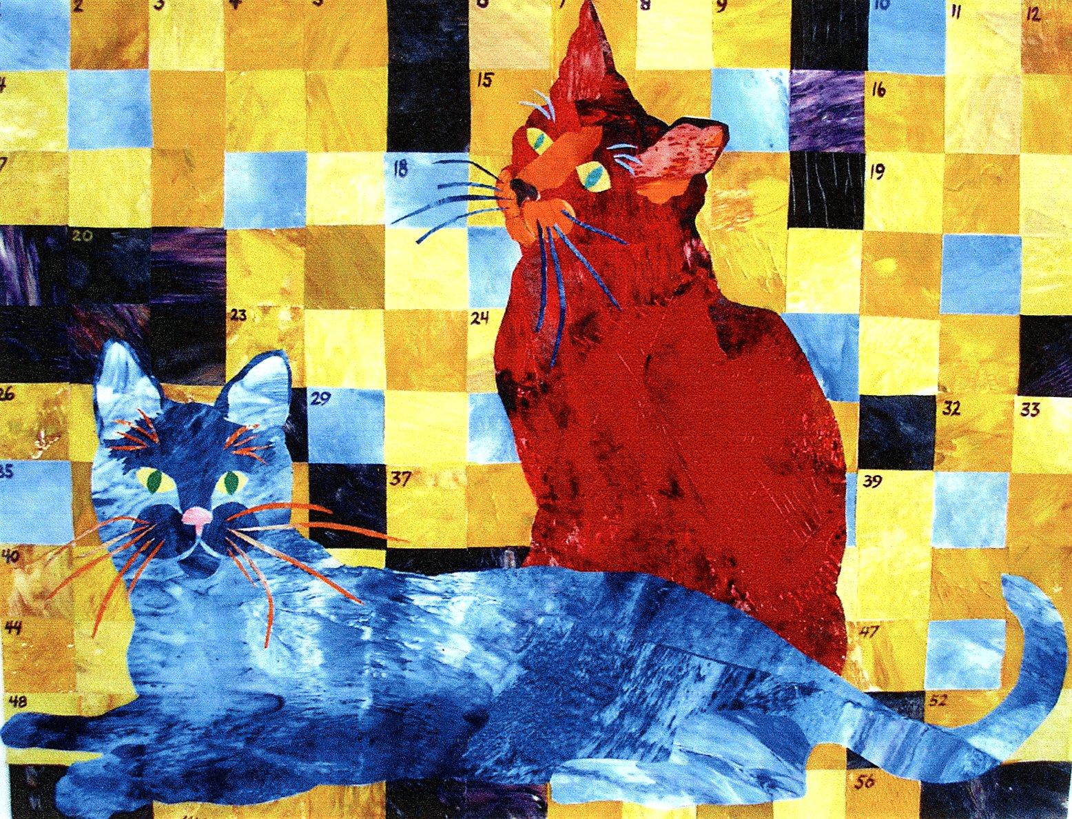 Crossword Cats