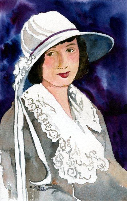 Wedding Hat (Josephine)