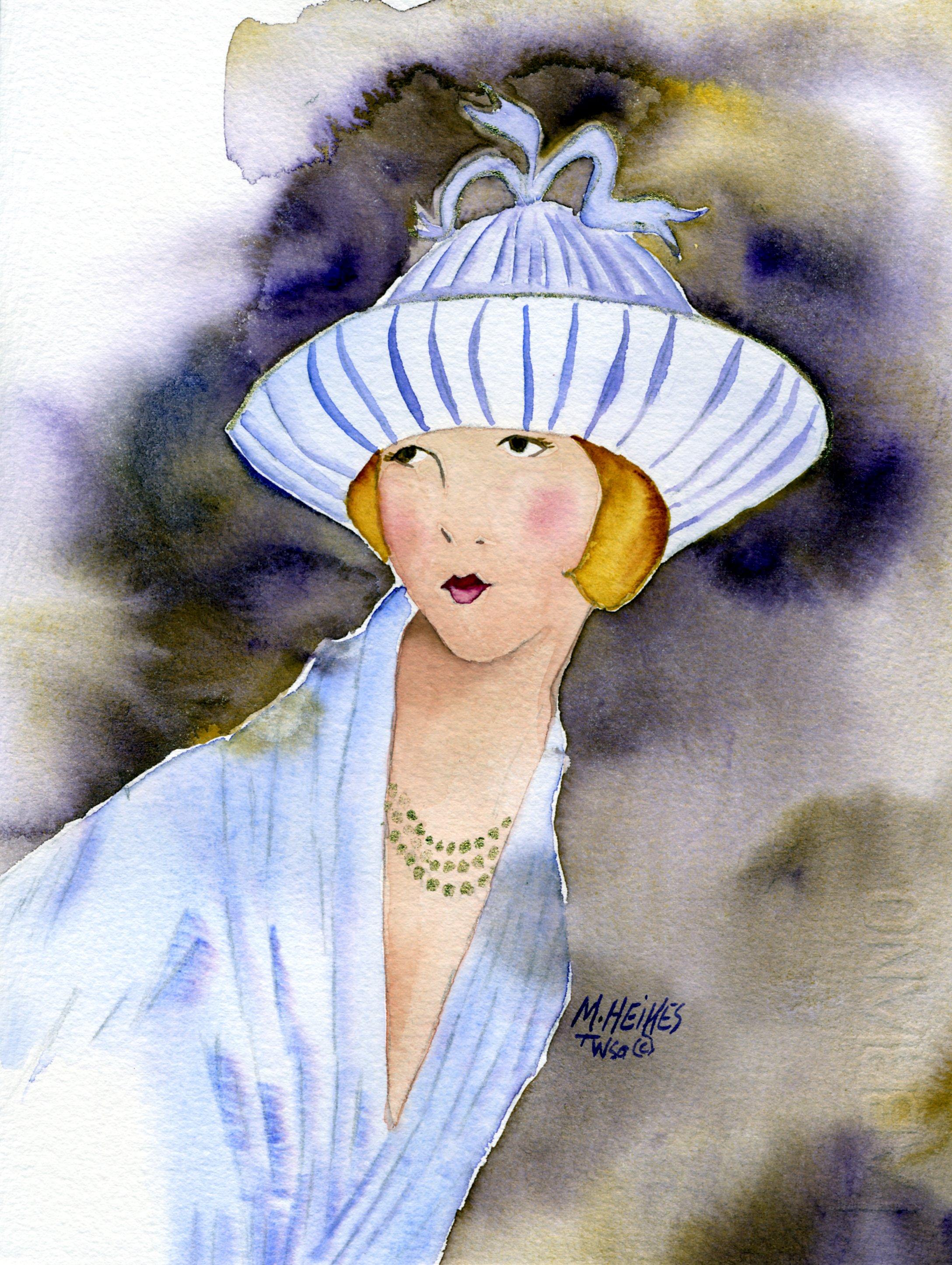 Classy Lady May