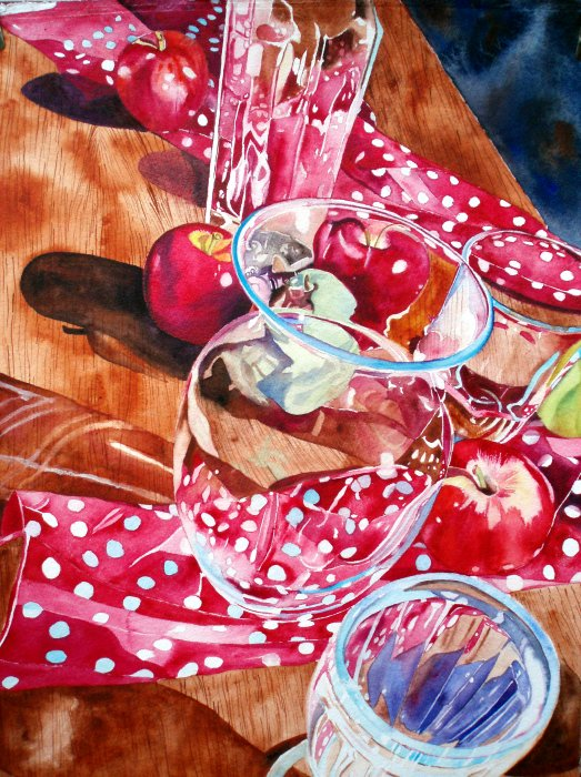 Red Delicious Tableau