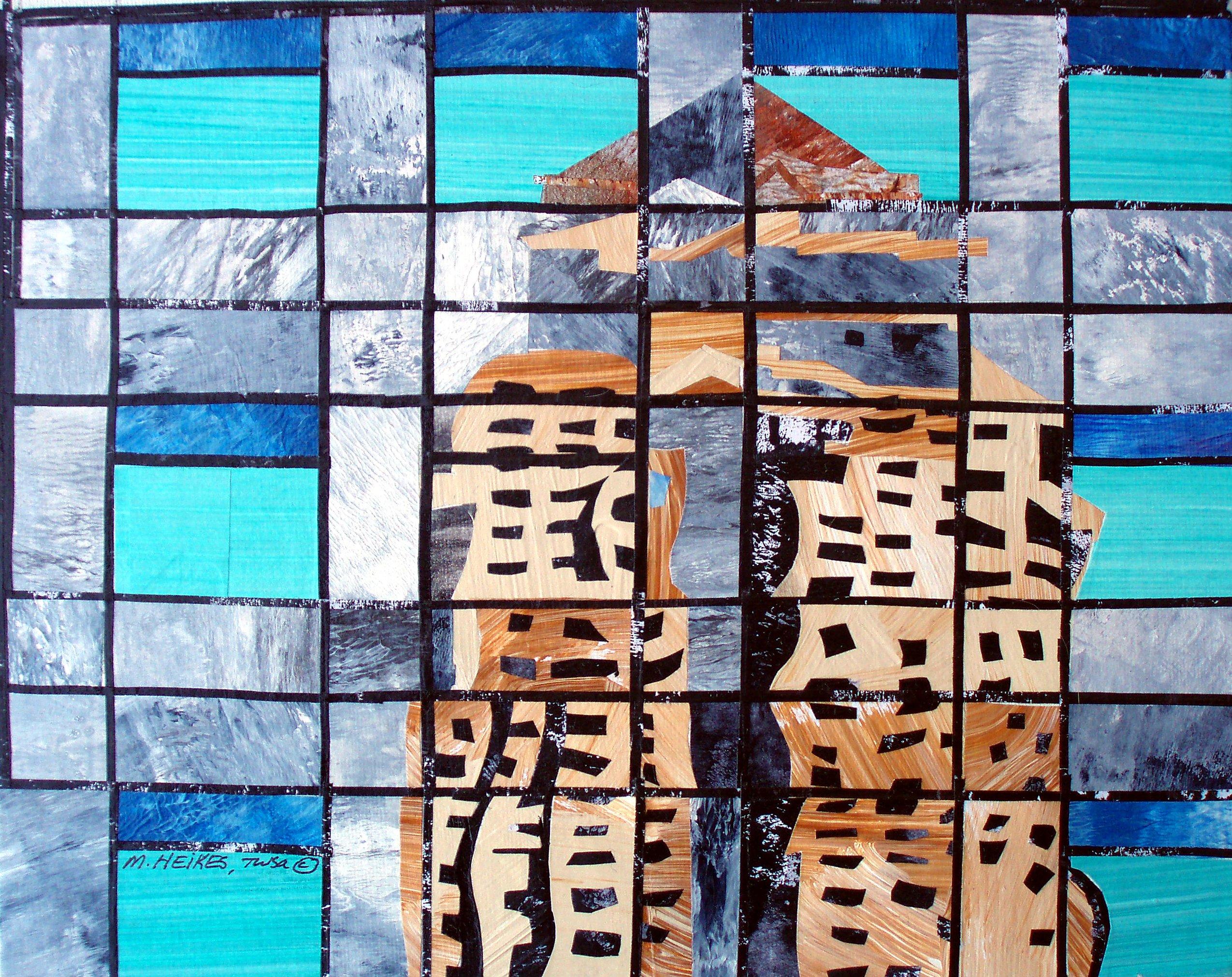 Mondrian's Des Moines