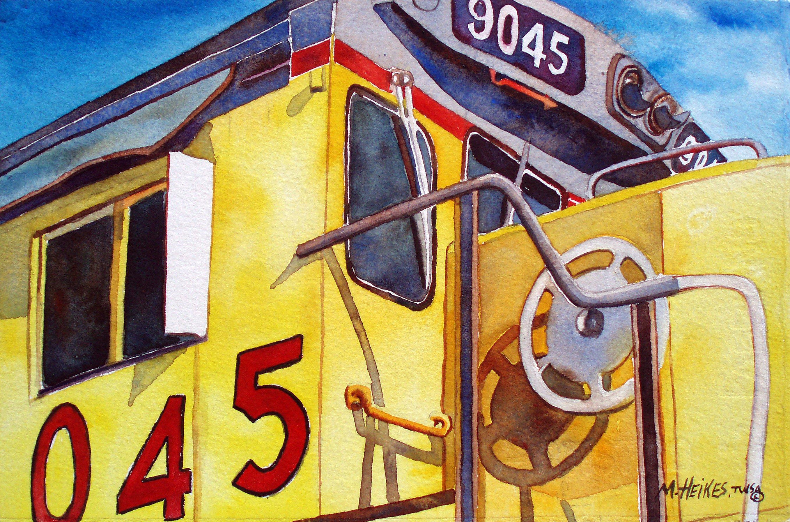 Engine 9045