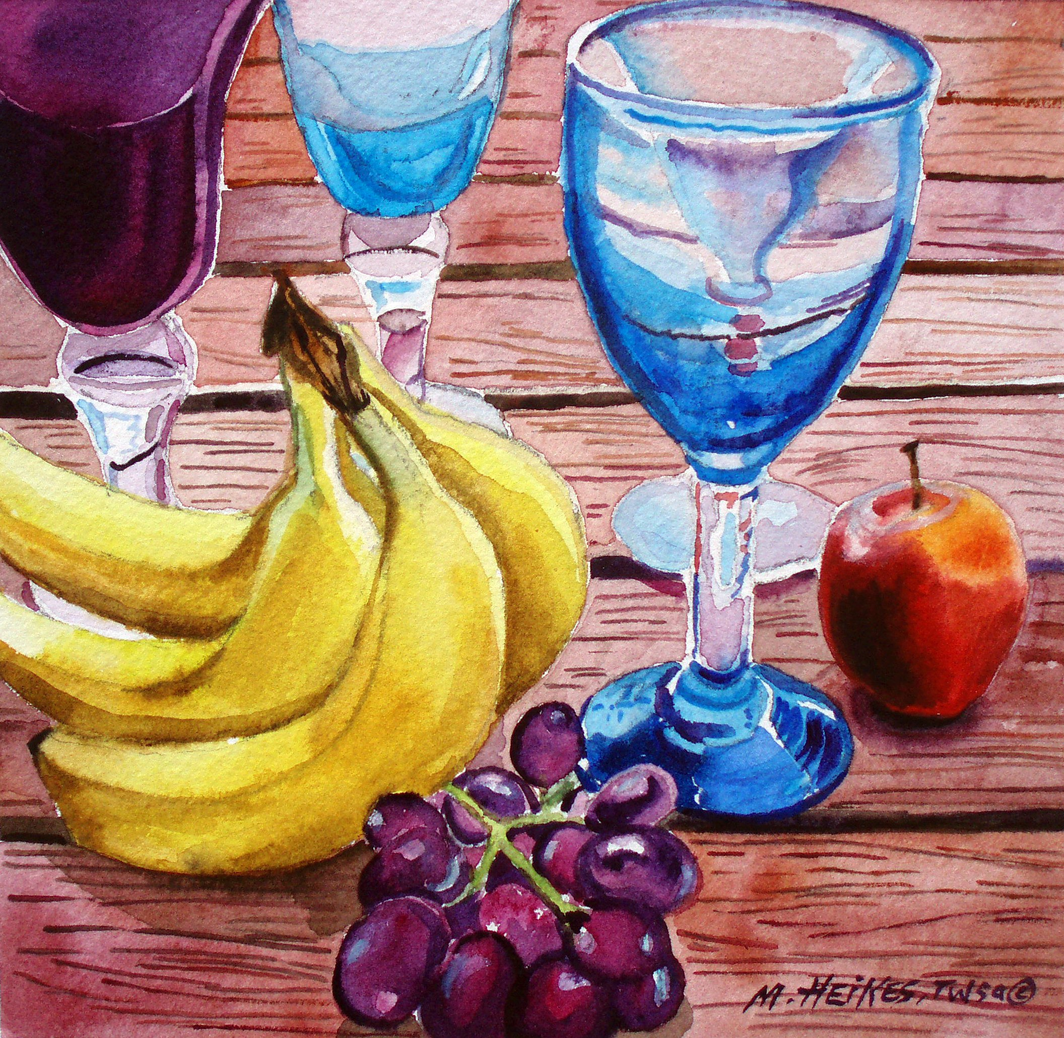 Grapes & Bananas