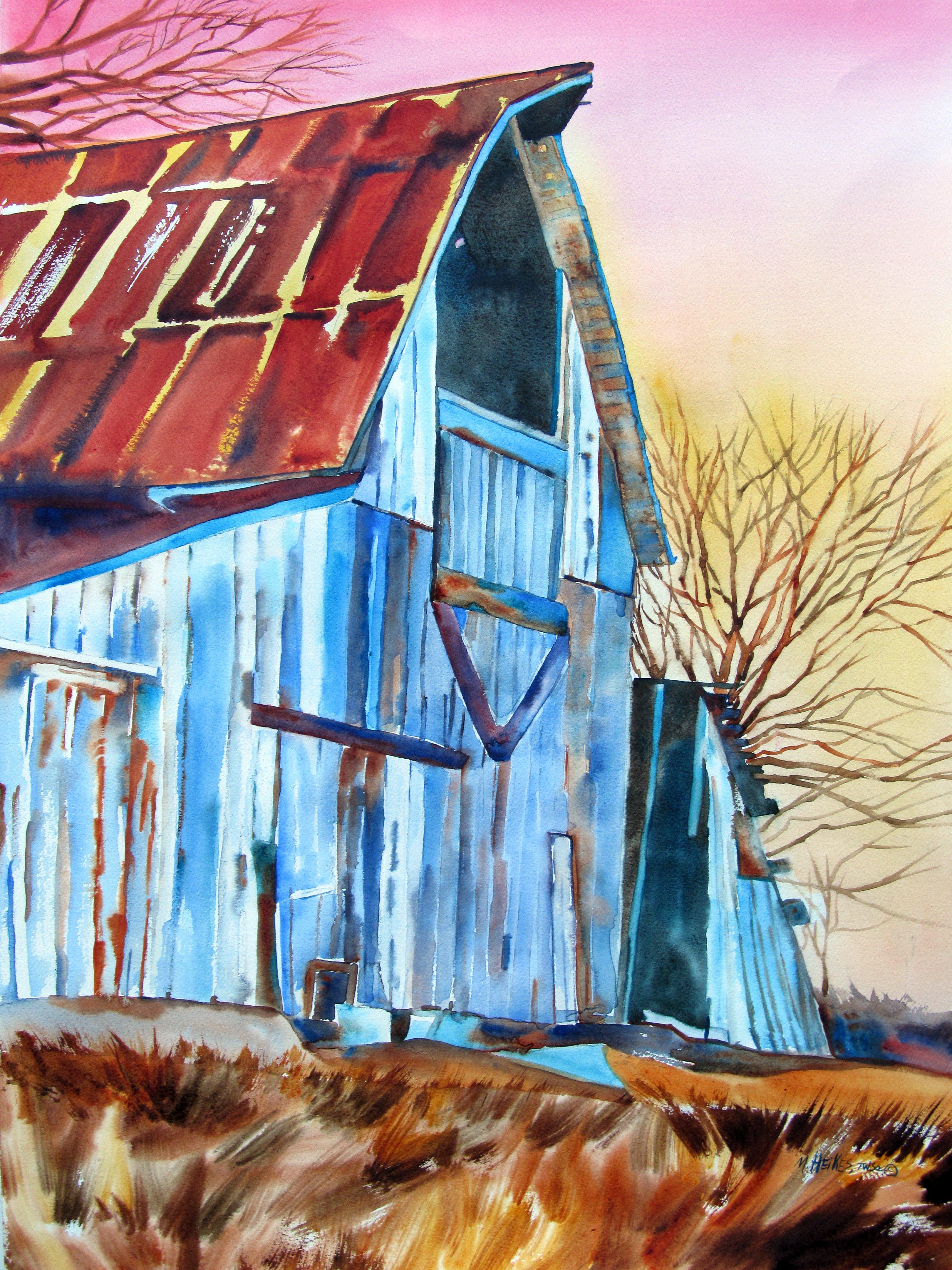 Highway 137 Barn