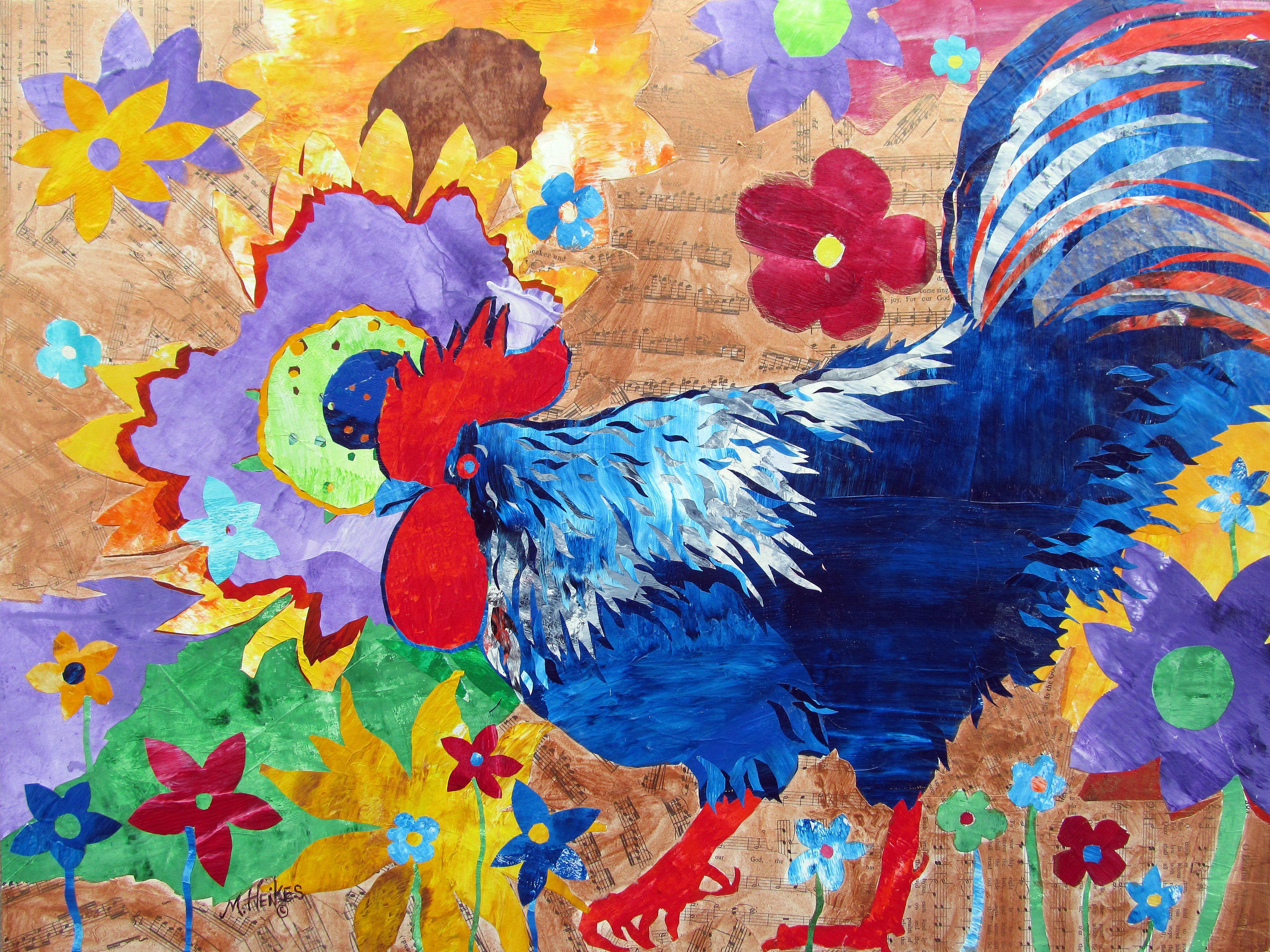 Rooster Romp (Barnyard Dance)