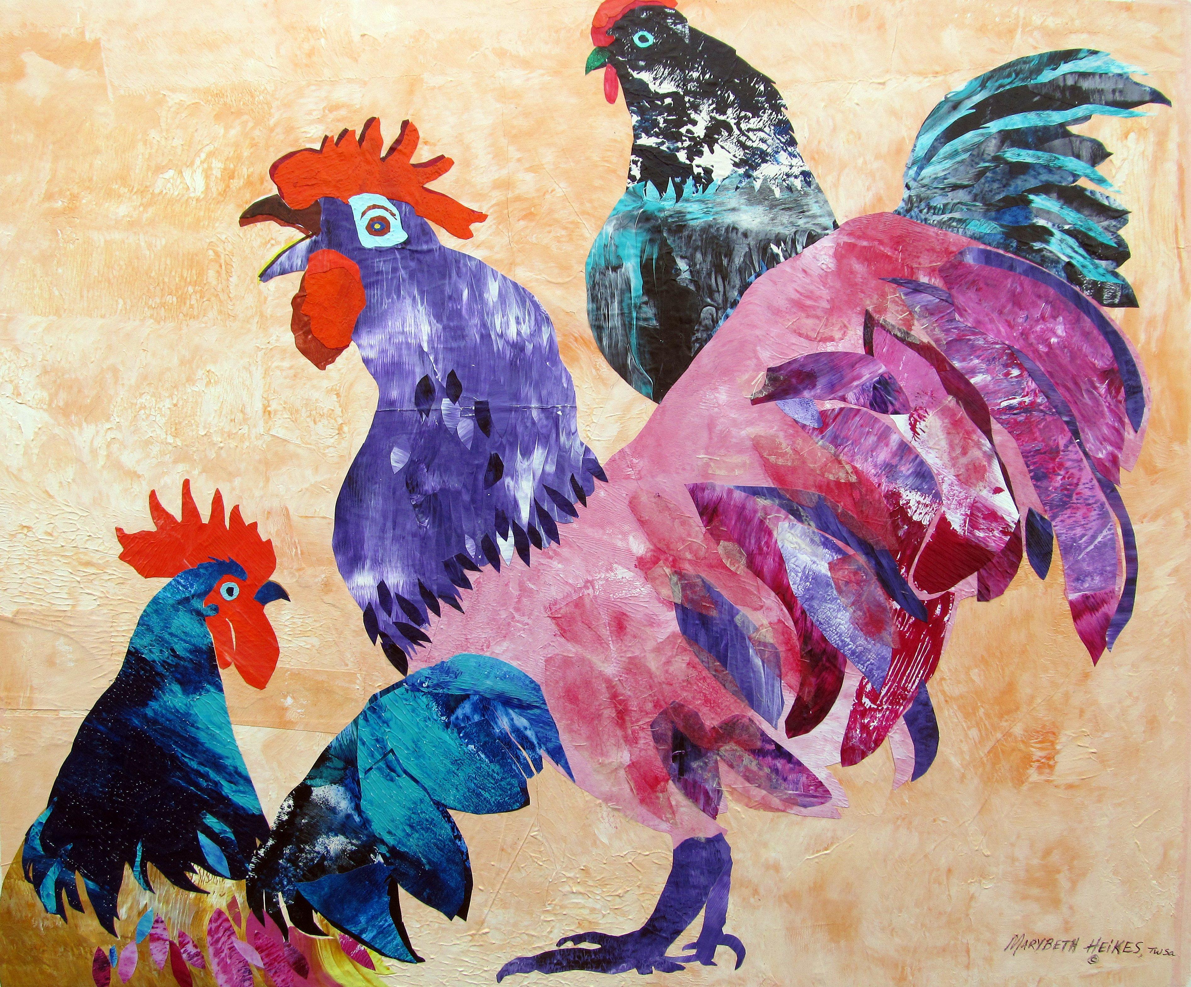Fowl Attitudes