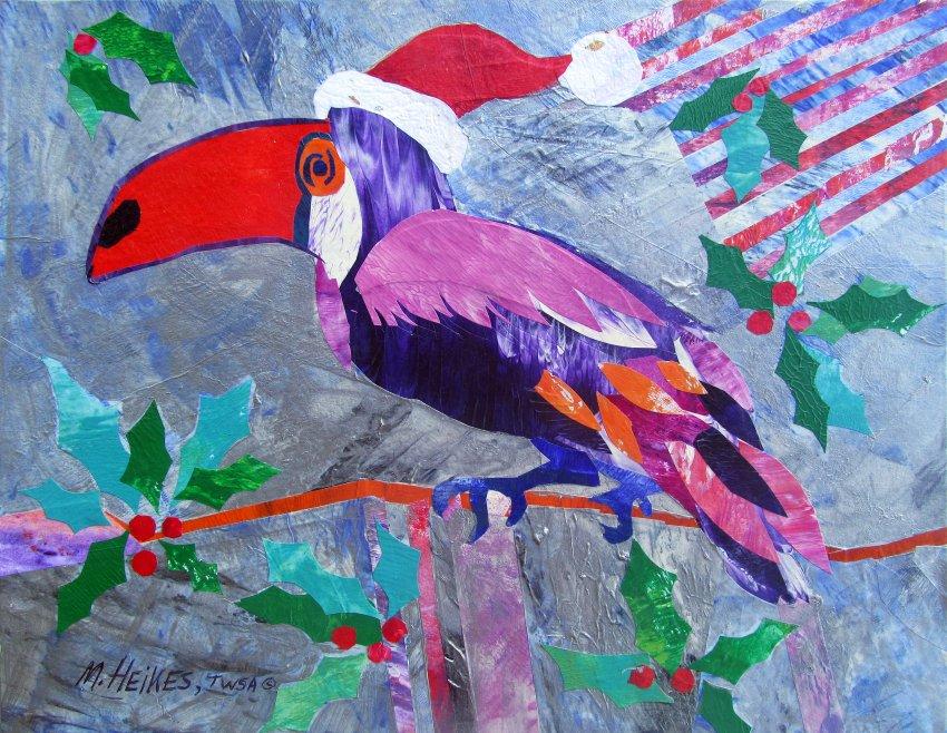 Hollyberry Toucan
