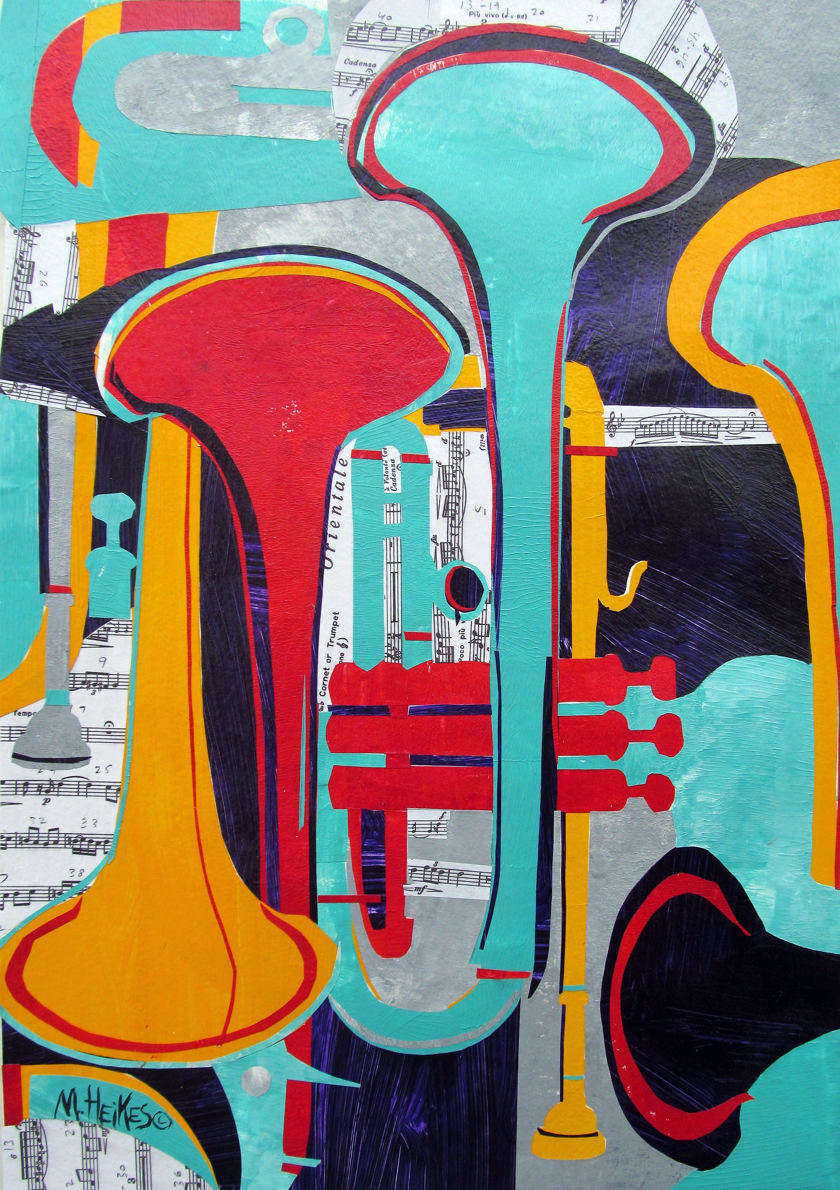 Orientale Cadenza for Trumpet