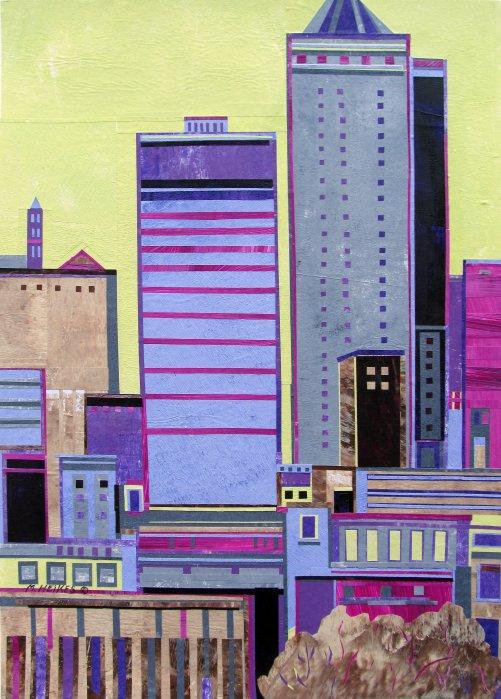 Downtown Des Moines Series #45