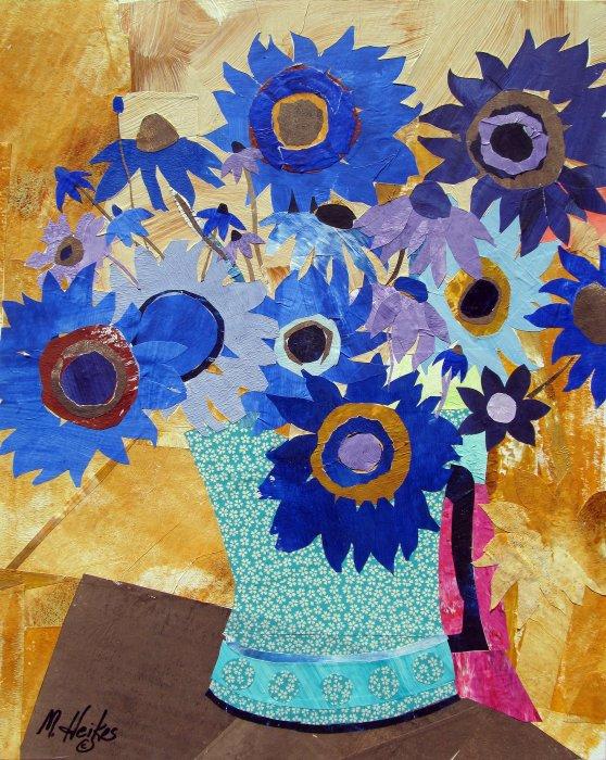 Blue Palomino Bouquet