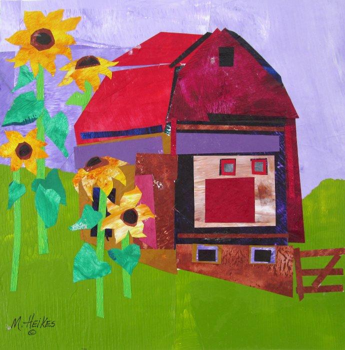 Sunnybrook Farm, Sunflowers