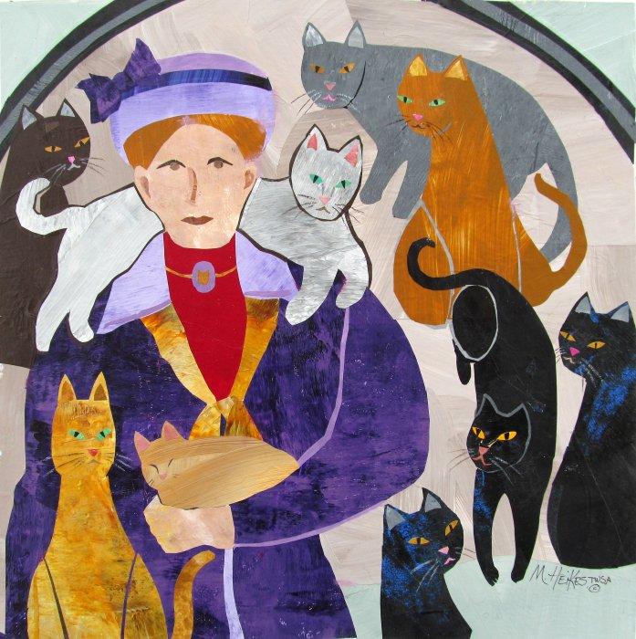 Cat Lady #2