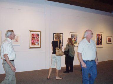 IWS exhibition.